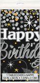 Asztalterítő Glittering Birthday