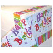 Asztalterítő Radiant Birthday