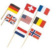 Dekoratív zászlók