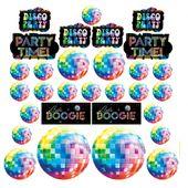 Parti készlet 70s Disco