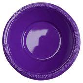 Műanyag tálacska lila