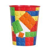 Műanyag pohár Lego