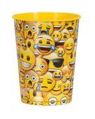 Műanyag pohár Cool Emoji