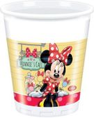 Pohár Minnie Cafe