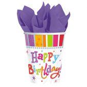Pohár Radiant Birthday