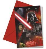 Meghívó Star Wars
