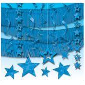 Dekoráció készlet kék