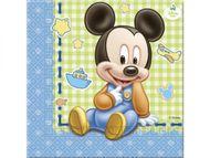 Szalvéta 1. születésnap Mickey