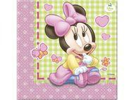 Szalvéta 1. születésnap Minnie