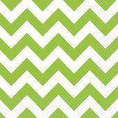Szalvéta Chevron kiwi zöld