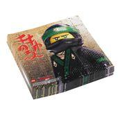 Szalvéta Lego Ninjago