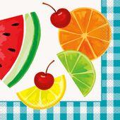 Szalvéta Gyümölcsös piknik
