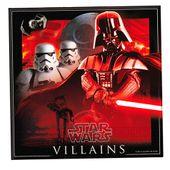 Szalvéta Star Wars Villains