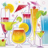 Szalvéta Summer Cocktail
