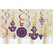 Spirális tengerész parti