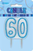 Gyertya 60 kék