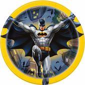 Kistányér Batman