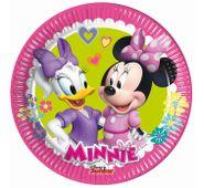 Kistányér Minnie Happy Helpers