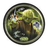 Kistányér Star Wars Yoda