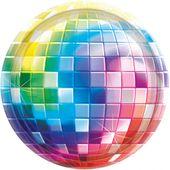 Tányér Disco Fever 70´s