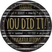 Tányér Graduation