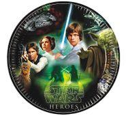 Tányér Star Wars Heroes