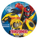 Tányér Transformers RID