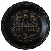 Tányér Vintage