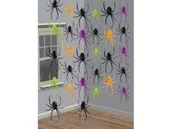 Függődekoráció pókok