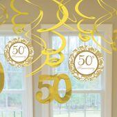 Függő spirális 50th Anniversary