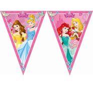 Zászlófüzér Disney Hercegnők