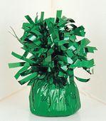Léggömbnehezék zöld