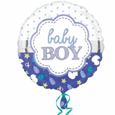 Fólia léggömb Baby Boy
