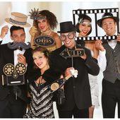 Kiegészítők fényképezéshez Glitz & Glam