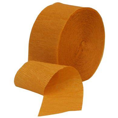 Krepp papír goldenrod