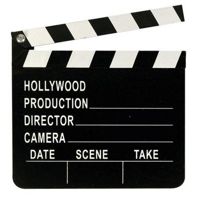 Rendezői csapó tábla Hollywood