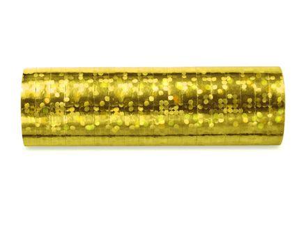 Holografikus szerpentinek arany