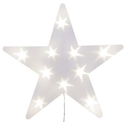 Világító dekoráció Csillag