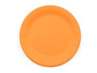 Tányér ÖKO narancssárga