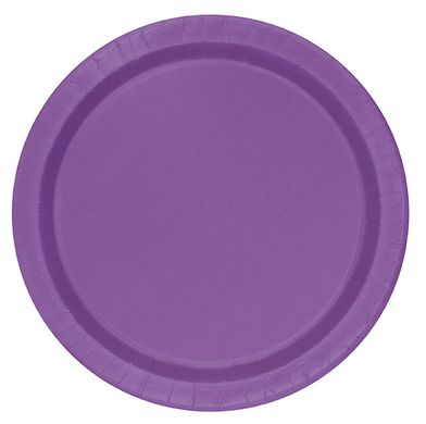 Tányér lila (16 db)